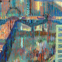 Conveyors (Detail) - Painting thumbnail by Philip Ayers