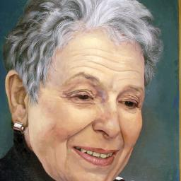 Elaine Leventhal - Painting thumbnail by Philip Ayers