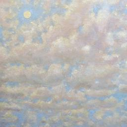 Sea and Sky - Painting thumbnail by Philip Ayers