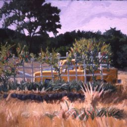 Yellow Truck - Painting thumbnail by Philip Ayers