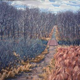 Path - Painting thumbnail by Philip Ayers