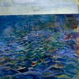 The Sea - Painting thumbnail by Philip Ayers